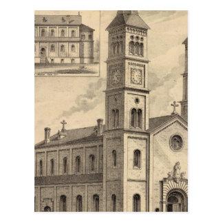 St. Paul, Minnesota Lithograph Postcard