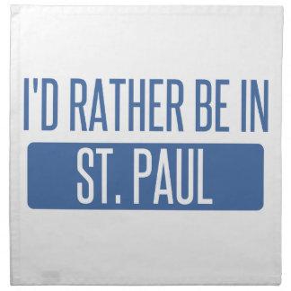 St. Paul Napkin