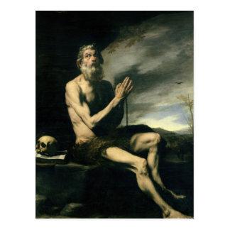 St. Paul the Hermit Postcard