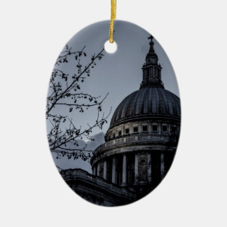 St Paul's Cathedral Ceramic Ornament