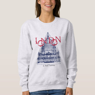 St Paul's Cathedral London England Sweatshirt