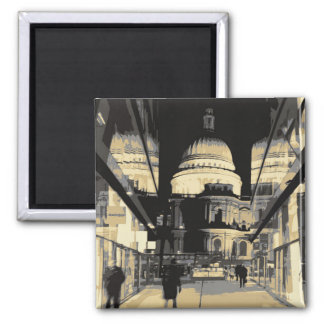 St Pauls Cathedral Magnet