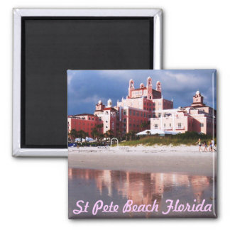 St Pete Beach Florida Magnet