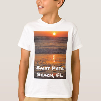 St. Pete Beach Sunset T-shirt