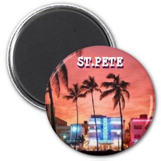 ST, PETE FL MAGNET