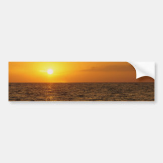 St. Pete Sunset Bumper Sticker