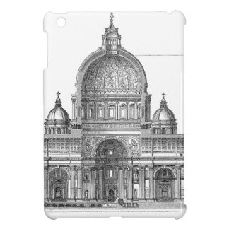 St. Peter Basilica - Rome, Italy Cover For The iPad Mini