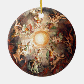 St Peters Bacillica Rome Italy Ceramic Ornament