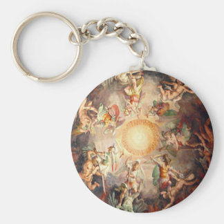 St Peters Bacillica Rome Italy Key Ring