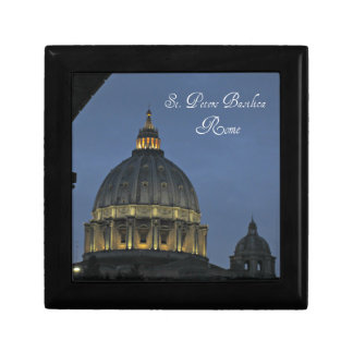 St. Peter's Basilica, Rome, Italy Gift Box