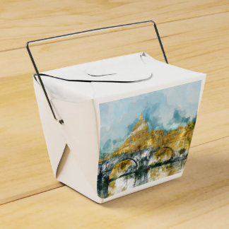St. Peters Basilica Vatican in Rome Italy Party Favour Box