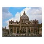 St Peter's Basilica, Vatican Post Card