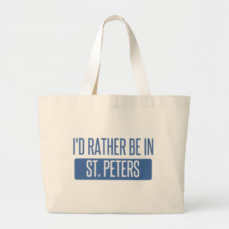 St. Peters Large Tote Bag