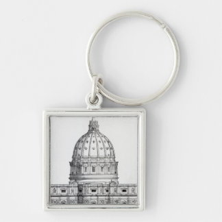 St. Peter's, Rome Key Chains