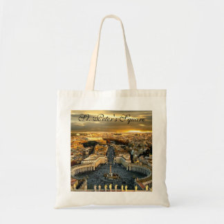 St. Peter's Square, Budget Tote