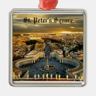 St. Peter's Square, Premium Square Ornament