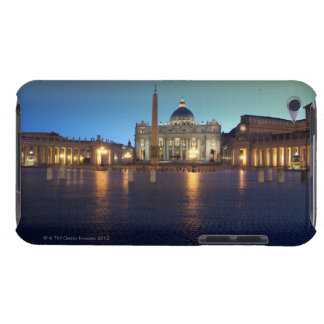 St Peters Square, Rome, Italy Barely There iPod Covers