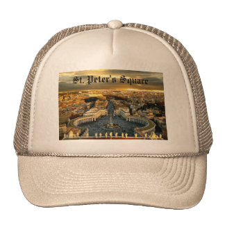 St. Peter's Square, Trucker Hat