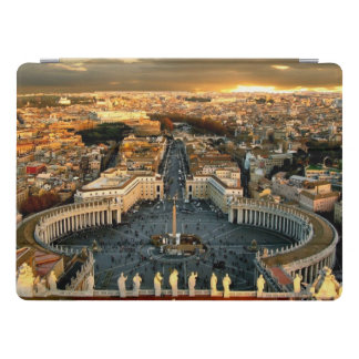St Peter's Square Vatican iPad Pro Cover