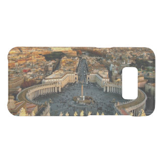 St Peter's Square Vatican Uncommon Samsung Galaxy S8 Case