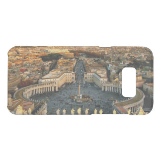 St Peter's Square Vatican Uncommon Samsung Galaxy S8 Plus Case