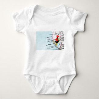 St. Petersburg Baby Bodysuit