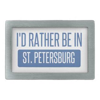 St. Petersburg Belt Buckles
