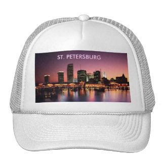 ST. PETERSBURG FLORIDA TRUCKER HAT