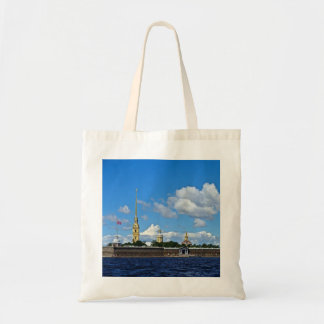 St. Petersburg, Peter and Paul Fortress Budget Tote Bag