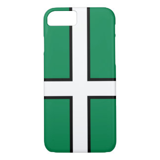 St. Petroc's flag / Flag of Devon iPhone 8/7 Case