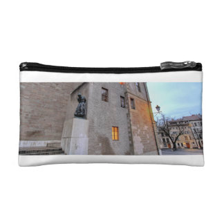 St-Pierre Cathedral in Geneva Switzerland Cosmetic Bag
