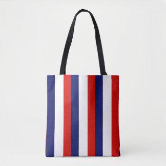 ST. PIERRE Flag Tote Bag