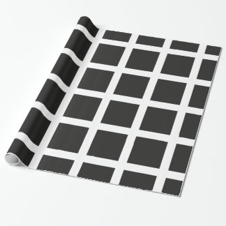 St Piran's Flag Cornwall Kernow Wrapping Paper
