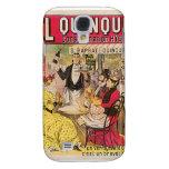 St. Raphael Quinquina Vintage Wine Ad Art Galaxy S4 Cases