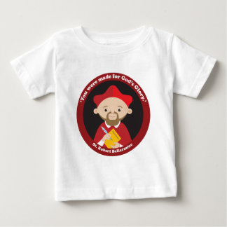 St. Robert Bellarmine Baby T-Shirt