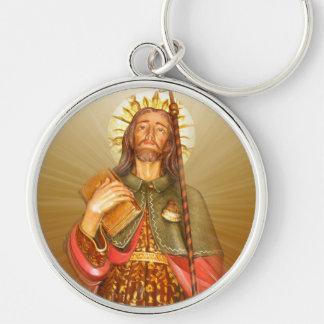 St. Rocco - San Rocco -  St. Roch Rays Keychain