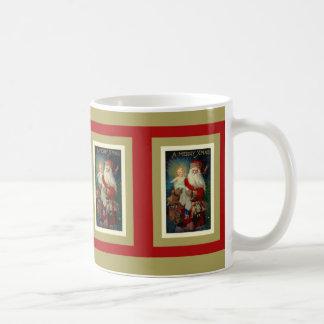 St. Santa with Baby Jesus Christmas Toys Coffee Mug