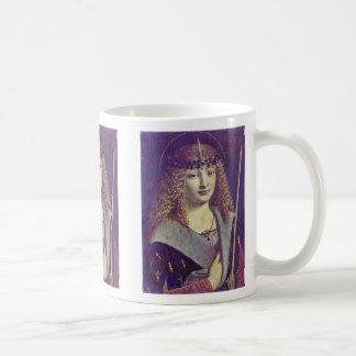 St. Sebastian By Boltraffio Giovanni Antonio Coffee Mugs
