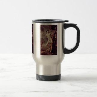 St. Sebastian By Reni Guido Coffee Mugs