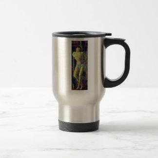 St. Sebastian By Tura Cosmè Coffee Mugs