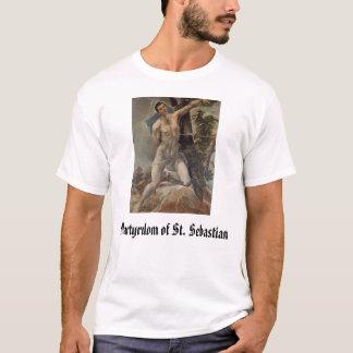 St Sebastian, Martyrdom of St. Sebastian T-Shirt