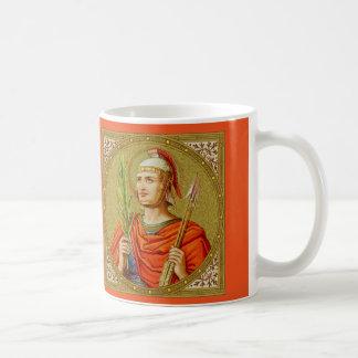 St. Sebastian (SNV 24) (Square) Coffee Mug 2