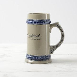 St. Sebastian's Beer Mug