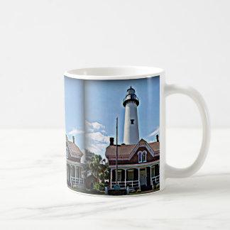 St. Simons Lighthouse Coffee Mug
