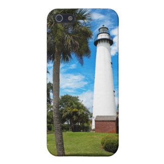 St. Simons Lighthouse iPhone 5 Cover