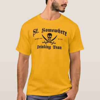 St. Somewhere Drinking Team T-Shirt