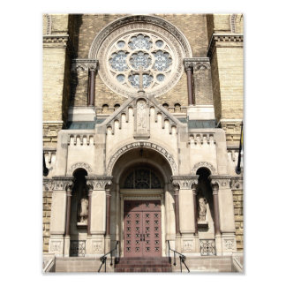 St. Stanislaus Catholic Church Photo Art Print