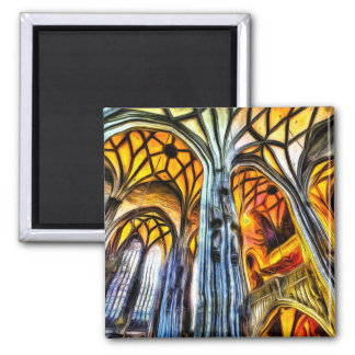 St Stephens Cathedral Vienna Art Magnet