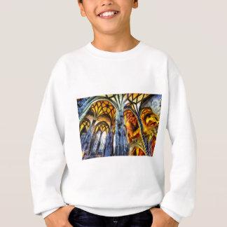 St Stephens Cathedral Vienna Art Sweatshirt