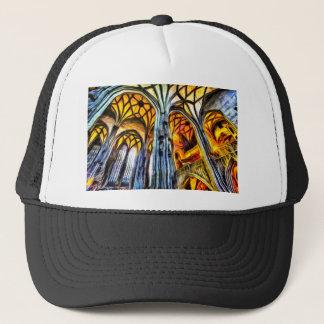 St Stephens Cathedral Vienna Art Trucker Hat